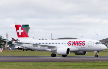 Bilbao arranca su operación con Swiss