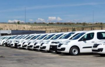 We increase the number of vans in Madrid and electrical stairs and extendable belts in Barcelona