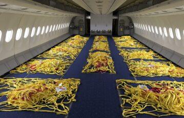 Handling a medida: aviones transformados en cargueros